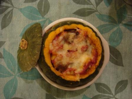 南瓜のチーズ焼き.JPG